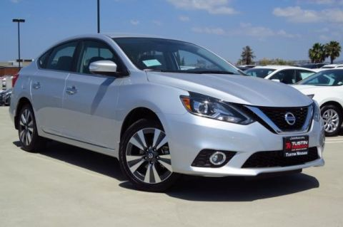 New 2017 Nissan Sentra SL FWD 4D Sedan