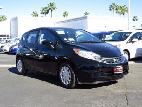 New 2016 Nissan Versa Note S Plus FWD 4D Hatchback