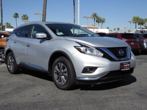 New 2015 Nissan Murano SL With Navigation