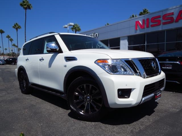 new 2017 nissan armada platinum 4d sport utility in tustin. Black Bedroom Furniture Sets. Home Design Ideas